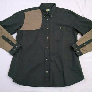 Cabela's for Her Button Front Shooting Shirt L